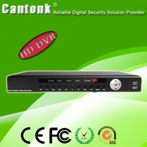 8CH 5-in-1 Digital Video Recorder Ahd/Cvi/Tvi/IP/Analog Adaptive DVR (XVRT820) pictures & photos