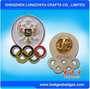 Dubai Lapel Pin Badges Olympic Souvenir Badge pictures & photos