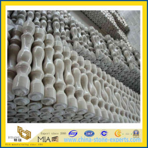 White Marble Railing Baluster for Outdoor Decoration (YQG-PV1048) pictures & photos