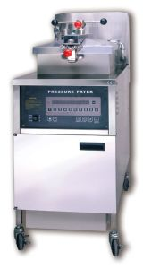 Electric Fried Chicken Machine (PFE-600) pictures & photos