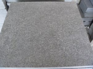 Dark Grey Granite G684 Flamed pictures & photos