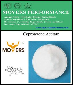 High Quality Cyproterone Acetate 99% Hormones for Bodybuilding pictures & photos