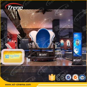 9d Egg Virtual Reality Egg Vr 9d Cinema for Amusement Park Simulator pictures & photos