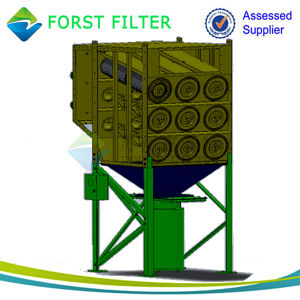 Forst High-Effeciency Industrial Laser Welding Dust Collector pictures & photos