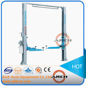 Hydraulic 2 Post Lift/Hoist Automotive Elevator Car Lifter pictures & photos