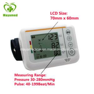 My-G028c Maya Medical Electronic Sphygmomanometer pictures & photos