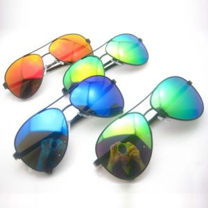 New Latest Fashion Designer Metal Sunglasses pictures & photos