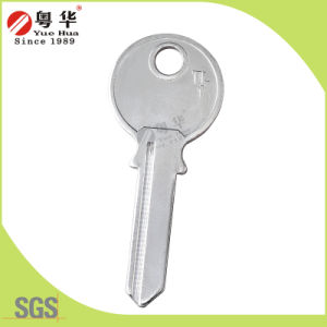 Hot Sale Coustomized Brass Tl1 Door Key Blank pictures & photos
