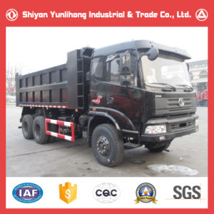 Tri-Ring 6X4 25 Ton Dump Tipper Truck Capacity pictures & photos