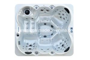 Portable SPA Glazed Massage Bathtub (S601) pictures & photos