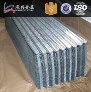 Construction Material Clear Galvanized Sheet Metal Roofing Price pictures & photos