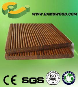 Cheap Strand Woven Outdoor Bamboo Flooring Ej05 pictures & photos