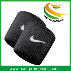 Promotion Sport Cotton Wristband Sweatband Headband Set pictures & photos