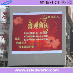 P10 Outdoor LED Display Panel Board Screen Factory Advertising pictures & photos