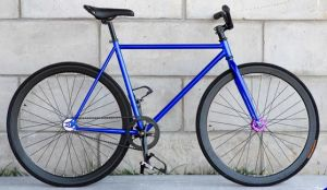 Belt Driven Alloy Fixie Bike pictures & photos