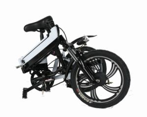 Magnesium Alloy Wheel Mini Electric Bike pictures & photos