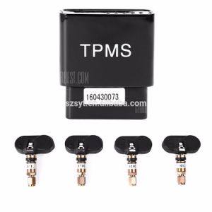 OBD TPMS Bluetooth Tire Pressure Monitor APP Display Tire Pressure Tyre Pressure Auto Parts pictures & photos