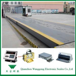 3X16m 100ton Digital Truck Scale Vehicles Weighbridge pictures & photos