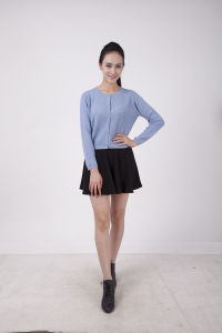 Ladies′ Cashmere Sweater Fashion Sweater Ladies Knitwear Cashmere Sweater pictures & photos