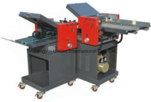 Popular Sale 380mm High Speed Paper Folder Machine Hb 384sb pictures & photos