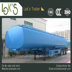 42000L Fuel / Oil Tanker Semi Trailer 3 Axle pictures & photos