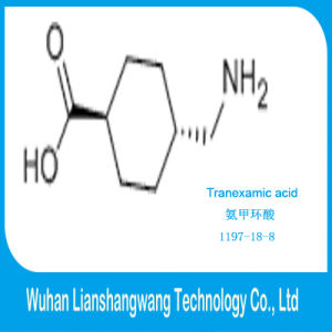 Tranexamic Acid Pharmaceutical Drug for Preventing Blood Loss and Whitening Skin pictures & photos
