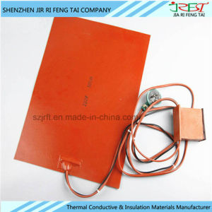 Manufacture DC12V Flexible UL Rubber Heating Sheet pictures & photos