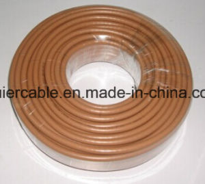75ohm RG6/U Coaxial Cable with Copper Conductor ETL pictures & photos