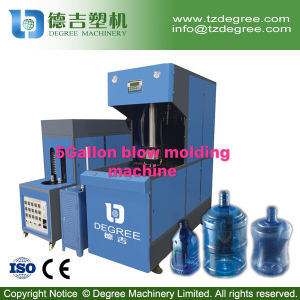 5gallon Semi Automatic Pet Bottle Blow Molding Machine pictures & photos