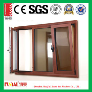 Commercial Buildings Aluminum Security Window pictures & photos