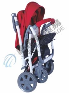 En1888 Approved Baby Stroller with Smart Front & Rear Wheel pictures & photos