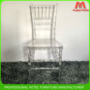 Wholesale Cheap Price Clear Resin Wedding Party Chiavari Chair pictures & photos