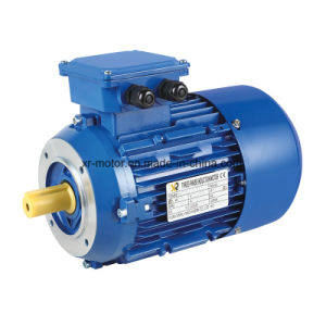 30kw, 6-Pole Ie2 Series 3-Phase Asynchronous Cast Iron Housing Induction Motor pictures & photos