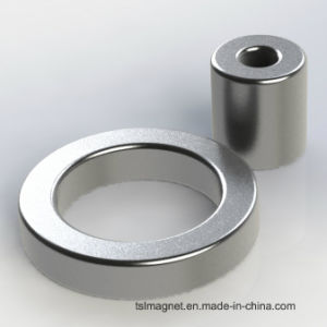 Powerful Neodymium Magnet Ring Rare Earth Magnet pictures & photos