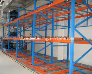 Push Back Industry Racking pictures & photos
