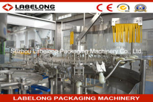 Green Tea Pet Bottle Filling Machine pictures & photos