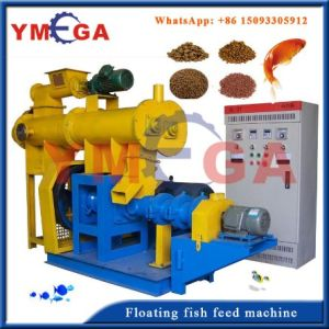Large Capacity Steam Type Fish Feed Pellet Machine Manufacturer pictures & photos