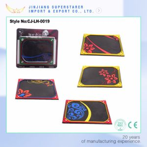 Car Decoration Cartoon Mat, Washable Perfume Anti Pad with Crystal pictures & photos