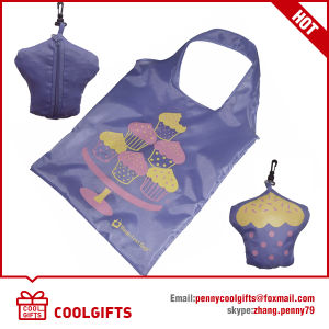 Advertising Tote Foldable Shopping Bag with Customized Print Logo pictures & photos