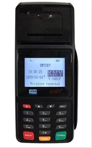 Cheap Handheld Mobile GPRS GPS WiFi POS Terminal pictures & photos