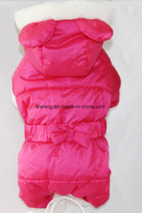 Shining & Soft Dog Winter Clothes Pet Apparel Supply pictures & photos