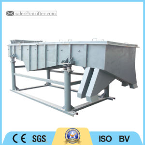 Particle Linear Vibrating Screen, Linear Vibration Sieve Machine pictures & photos