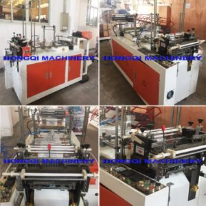 Single Layer Cold Cutting Bag Making Machine pictures & photos