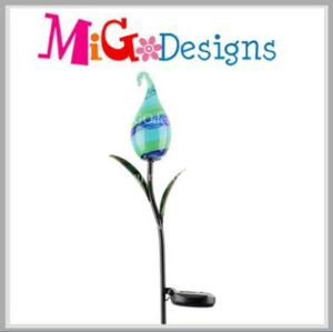 New Design Solar Garden Decoration Outdoor Lighting Stakes pictures & photos