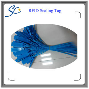 830~960MHz RFID Sealing Tag for Goods Package Security