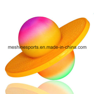 2017 Newly Colorful Inflatable Pogo Ball Toy for Promotional Gift with Ce Approved pictures & photos