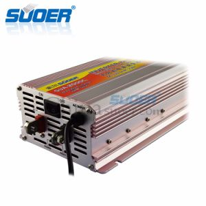 Suoer Solar Power Inverter 2000W Inverter Charger (SUA-2000C) pictures & photos