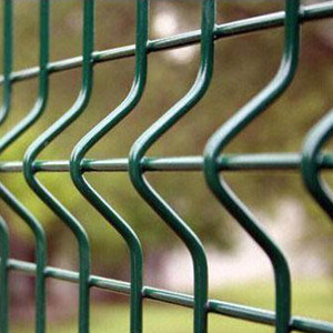 Welded Mesh Fence pictures & photos