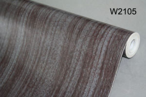 China Manufacturer Wood Grain PVC Film pictures & photos