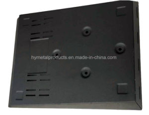 Customized Stamped Metal Part, Used as High-End Network Housing pictures & photos